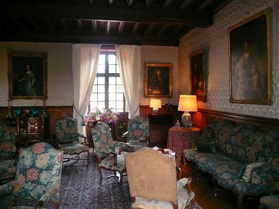 Image 10 | 17 bedroom French chateau for sale with 17 hectares of land, Aubigny sur Nere, Cher , Centre 153913