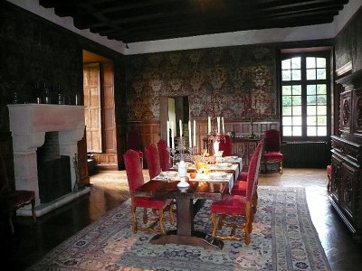 Image 11 | 17 bedroom French chateau for sale with 17 hectares of land, Aubigny sur Nere, Cher , Centre 153913