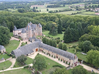 Image 3 | 17 bedroom French chateau for sale with 17 hectares of land, Aubigny sur Nere, Cher , Centre 153913