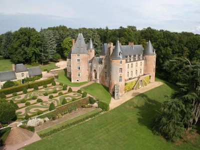 Image 6 | 17 bedroom French chateau for sale with 17 hectares of land, Aubigny sur Nere, Cher , Centre 153913