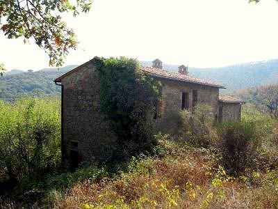 Image 2 | House for sale with 7 hectares of land, Paciano, Perugia, Umbria 154589