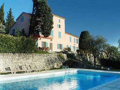 6 bedroom farmhouse for sale, Grasse, Cote d'Azur French Riviera