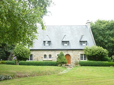 3 bedroom house for sale, Poullan sur Mer, Finistere, Brittany