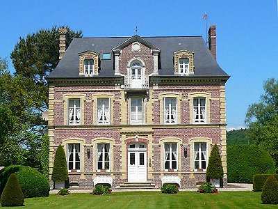 6 bedroom French chateau for sale, Deauville, Calvados, Lower Normandy