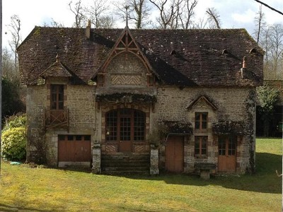 Image 15 | 6 bedroom French chateau for sale with 170,000m2 of land, Orne, Orne , Normandy 156606