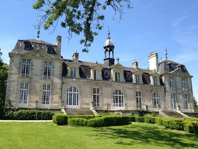 Image 2 | 6 bedroom French chateau for sale with 170,000m2 of land, Orne, Orne , Normandy 156606