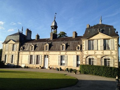 Image 3 | 6 bedroom French chateau for sale with 170,000m2 of land, Orne, Orne , Normandy 156606