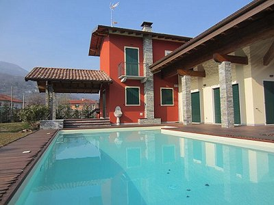 3 bedroom villa for sale, Lesa, Novara, Lake Maggiore