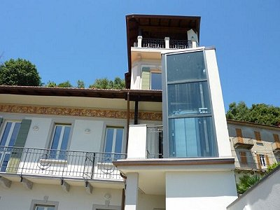 Image 2 | 1 bedroom apartment for sale with 30m2 of land, Lesa, Novara, Lake Maggiore 156676
