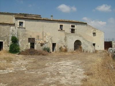 Image 6 | Farmhouse for sale with 1 hectares of land, Sampieri, Ragusa, Sicily 156684