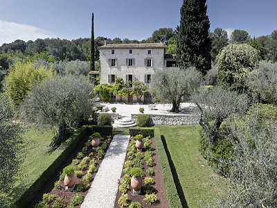 5 bedroom farmhouse for sale, Roquefort les Pins, Alpes-Maritimes, French Riviera
