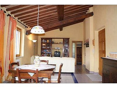 3 bedroom farmhouse for sale, San Quirico d