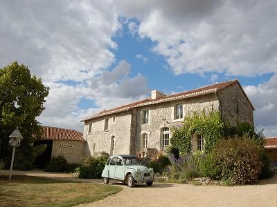 7 bedroom farmhouse for sale, Faye la Vineuse, Indre-et-Loire, Centre