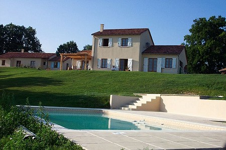 4 bedroom house for sale, Riberac, Dordogne, Aquitaine