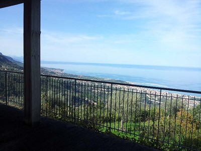 Image 1 | 10 bedroom villa for sale with 0.25 hectares of land, San Giorgio, Messina, Sicily 157920