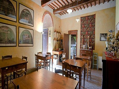 Image 17   17th century Villa and guest house in Arezzo, Tuscany for sale with 600000m2 of land. 157952