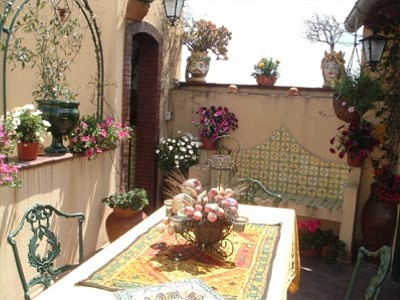 Image 1 | 3 bedroom apartment for sale with 120m2 of land, Taormina, Messina, Sicily 158066