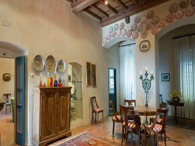Image 11 | 6 bedroom villa for sale with 23 hectares of land, Florence, Chianti 158492