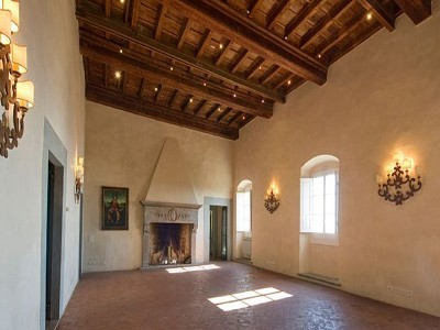 Image 8 | 6 bedroom villa for sale with 23 hectares of land, Florence, Chianti 158492