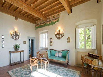 Image 9 | 6 bedroom villa for sale with 23 hectares of land, Florence, Chianti 158492