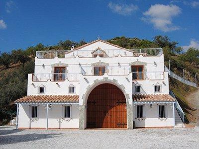 Image 1 | Sedella Farmhouse For Sale 158643
