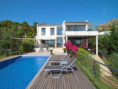 4 bedroom villa for sale, Alcudia, Northern Mallorca, Mallorca