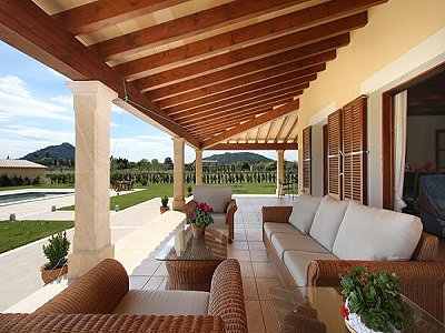 Image 2 | 4 bedroom villa for sale, Alcudia, Mallorca 158686