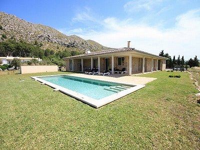 4 bedroom villa for sale, Pollenca, Northern Mallorca, Mallorca