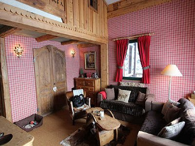Image 1 | 1 bedroom ski chalet for sale, Rochebrune, Megeve, Haute-Savoie , Rhone-Alpes 159164