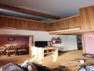 Image 4 | 1 bedroom ski chalet for sale, Rochebrune, Megeve, Haute-Savoie , Rhone-Alpes 159164