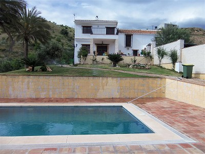 Image 1 | 4 bedroom farmhouse for sale with 0.88 hectares of land, Cartama, Malaga Costa del Sol, Andalucia 159209