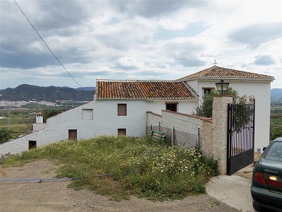 Image 2 | 4 bedroom farmhouse for sale with 0.88 hectares of land, Cartama, Malaga Costa del Sol, Andalucia 159209