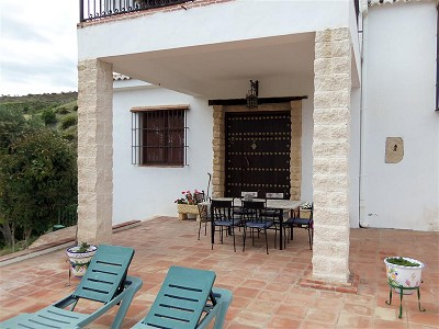 Image 5 | 4 bedroom farmhouse for sale with 0.88 hectares of land, Cartama, Malaga Costa del Sol, Andalucia 159209
