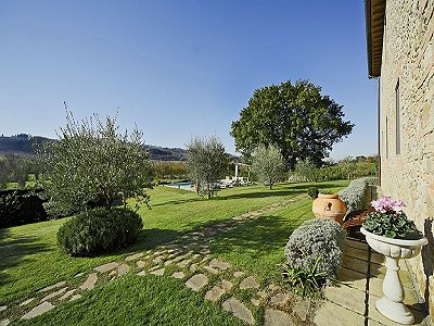 Image 15 | 3 bedroom villa for sale with 250m2 of land, San Casciano in Val di Pesa, Florence, Chianti 159467