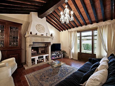 Image 2 | 3 bedroom villa for sale with 250m2 of land, San Casciano in Val di Pesa, Florence, Chianti 159467