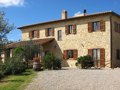 Image 4 | 6 bedroom farmhouse for sale with 27 hectares of land, Montegabbione, Terni, Umbria 159613