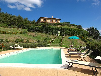 Image 9 | 6 bedroom farmhouse for sale with 27 hectares of land, Montegabbione, Terni, Umbria 159613