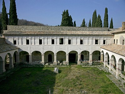 Magnificent Historic Convent for sale in Tuscany, Potential Hotel with 1000m2 of floor space