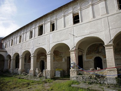 Image 2 | Magnificent Historic Convent for sale in Tuscany, Potential Hotel with 1000m2 of floor space 159658