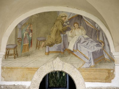 Image 8 | Magnificent Historic Convent for sale in Tuscany, Potential Hotel with 1000m2 of floor space 159658