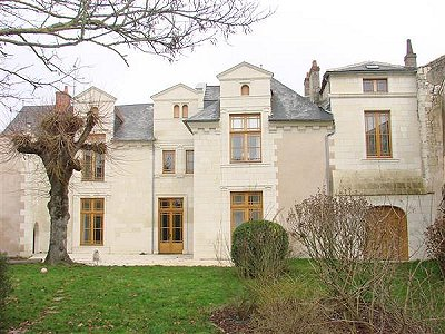 5 bedroom manor house for sale, Loudun, Vienne, Loire Valley