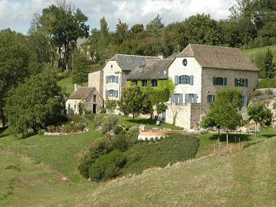 8 bedroom manor house for sale, Najac, Aveyron, Midi-Pyrenees
