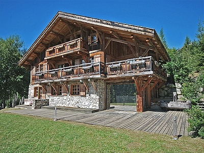 5 bedroom ski chalet for sale, Mont d'Arbois, Megeve, Haute-Savoie, Rhone-Alpes