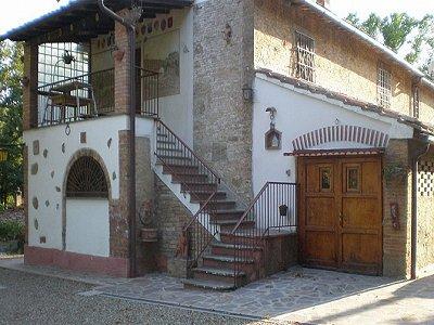 3 bedroom farmhouse for sale, Montaione, Florence, Chianti Wine Region