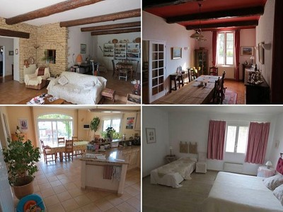 Image 7 | 5 bedroom farmhouse for sale with 0.5 hectares of land, Alpilles, Vaucluse , Provence 160607