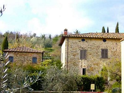 Image 2 | 20 bedroom farmhouse for sale with 400,000m2 of land, Gaiole in Chianti, Siena, Chianti 160848