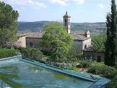 Image 5 | 20 bedroom farmhouse for sale with 400,000m2 of land, Gaiole in Chianti, Siena, Chianti 160848