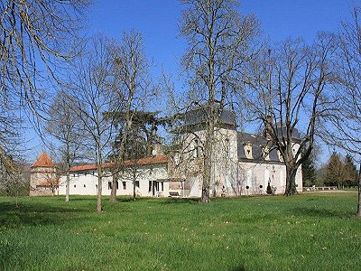 Picture of Bordeaux Area French Chateau For Sale