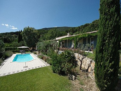 Image 1 | 3 bedroom house for sale with 0.3 hectares of land, Seillans, Var , Cote d'Azur French Riviera 161244