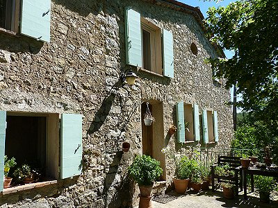 Image 1 | 4 bedroom farmhouse for sale with 1.3 hectares of land, Seillans, Var , Cote d'Azur French Riviera 161252